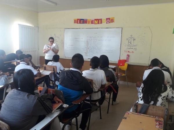 Institución Educativa Empresarial Cerro Alto