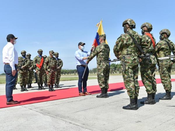 Comando contra el Narcotráfico y las Amenazas Transnacionales (Conat).