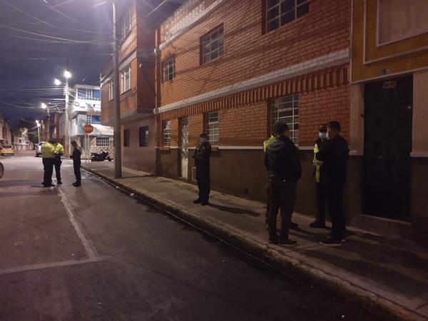 Robaron vehículo del plan de vacunación de Bogotá