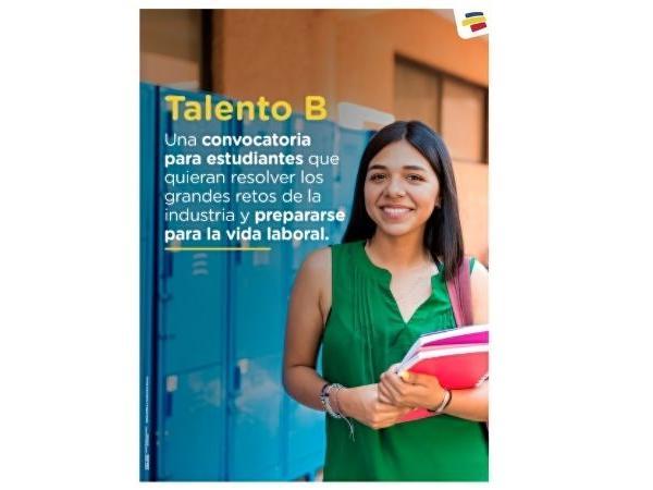 Los seleccionados tendrán un acercamiento al mundo laboral y fortalecerán su perfil profesional junto a mentores de Bancolombia.
