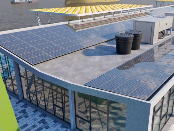 Barranquilla energía limpia