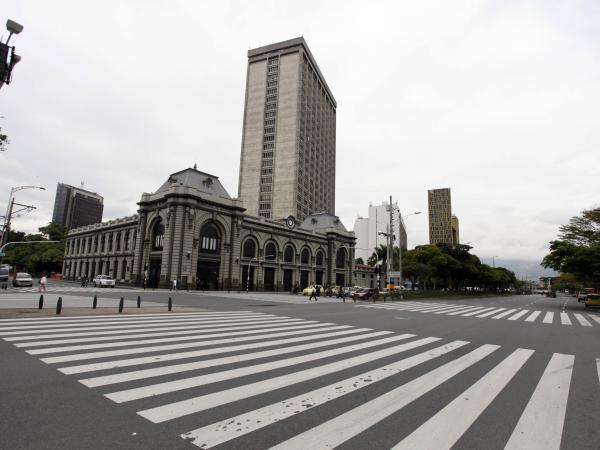 Confinamiento en Medellín