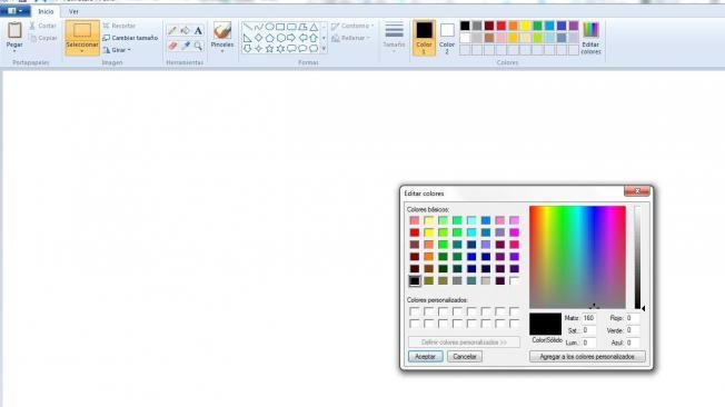 Paint desaparece en la próxima versión de Windows 10