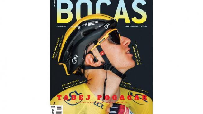Portada BOCAS - edición 108 julio/agosto 2021