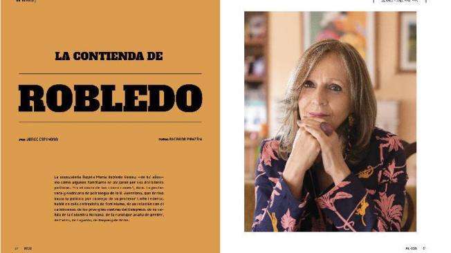 Apertura Ángela María Robledo - BOCAS 108