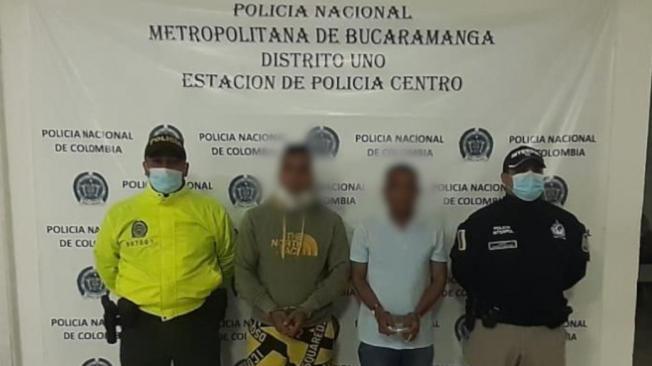 Capturados pedidos en extradición.