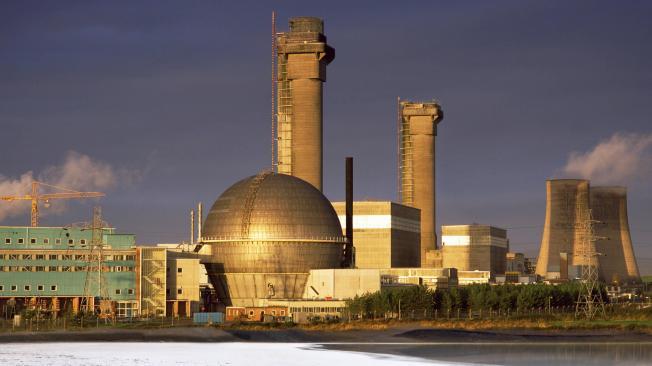 Planta nuclear de Sellafield