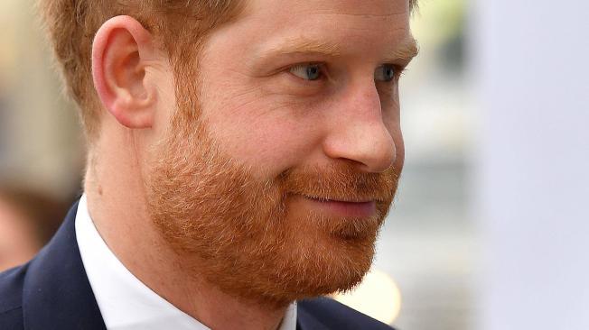 El príncipe Enrique tiene 35 años.