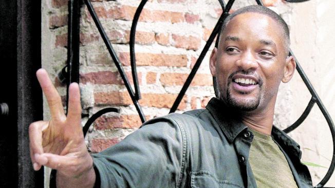 Will Smith grabó en Colombia 'Gemini Man', dirigida por Ang Lee.