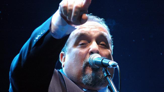 Willie Colón, cantante y trombonista estadounidense
