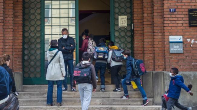 Colegios en Francia