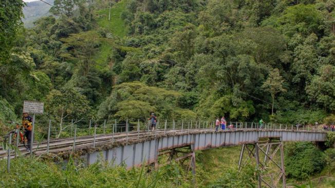 Viaducto de Amagá