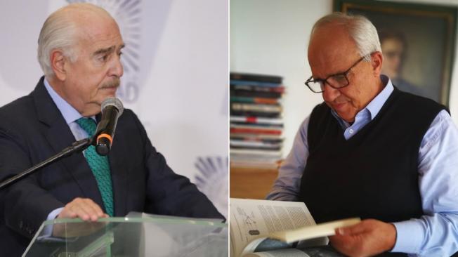 Andrés Pastrana y Ernesto Samper