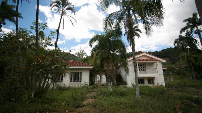 Hacienda Cuernavaca de 'El Mexicano'.