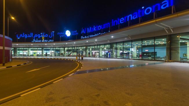 Aeropuerto Internacional Al Maktoum