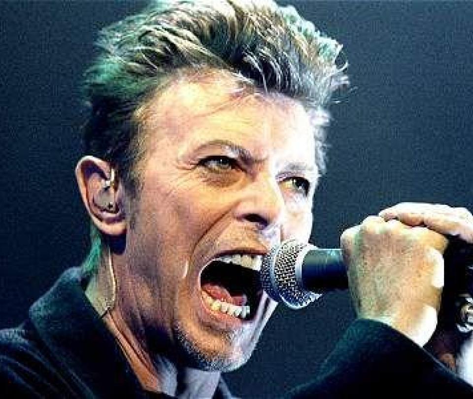 Bowie, tres años de la muerte del 'extraterrestre' de la música