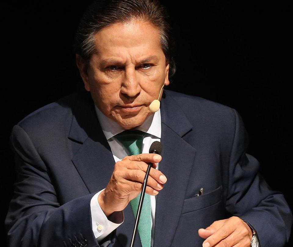 Podrían adelantar el juicio a expresidente peruano Toledo por mentir