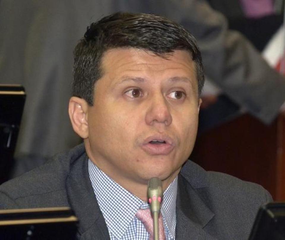 Congreso suspendió curul al senador Bernardo 'Ñoño' Elías