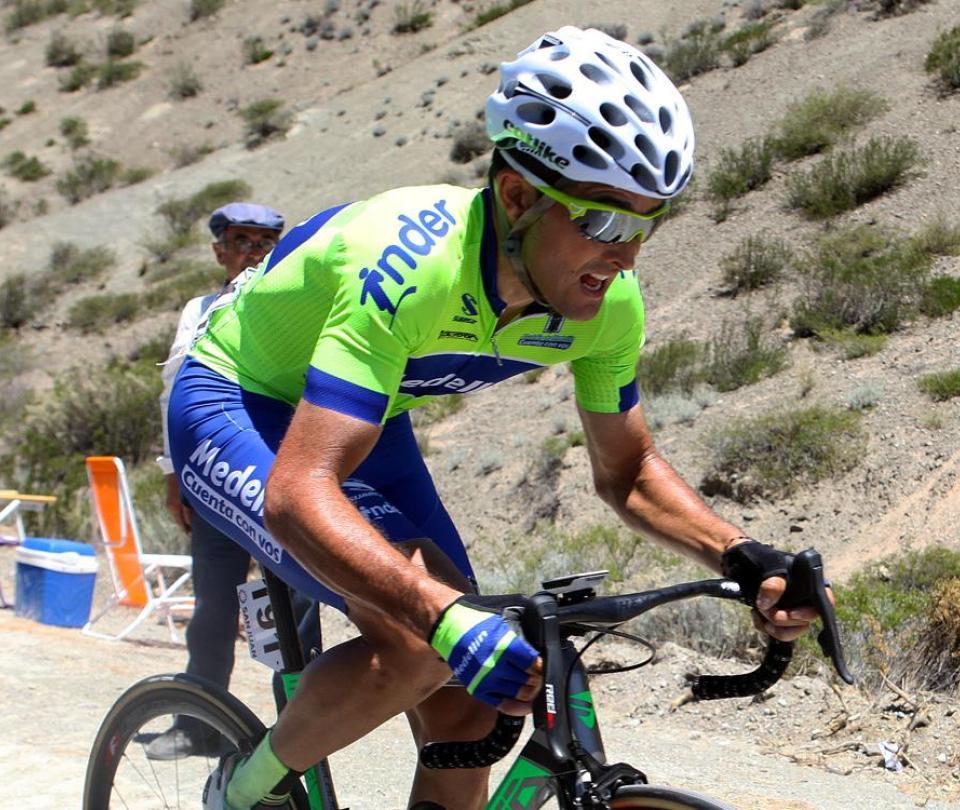 Mullen ganó la CRI en la Vuelta a San Juan; Filippo Ganna, nuevo líder