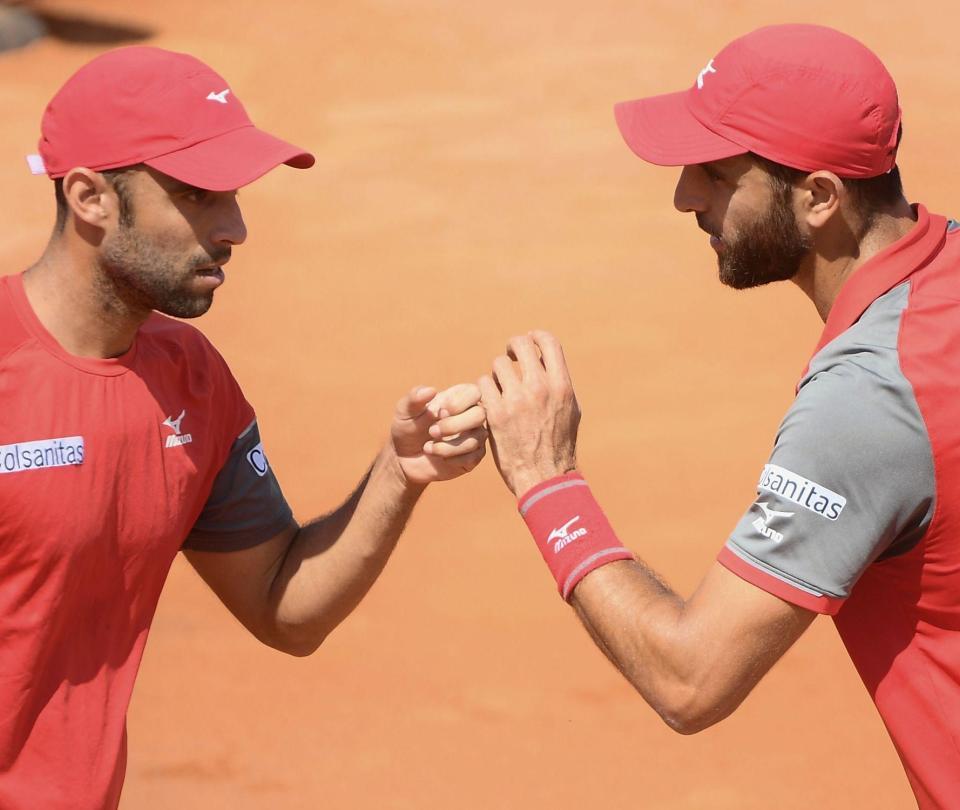 Farah y Cabal, campeones del Masters 1000 de Roma