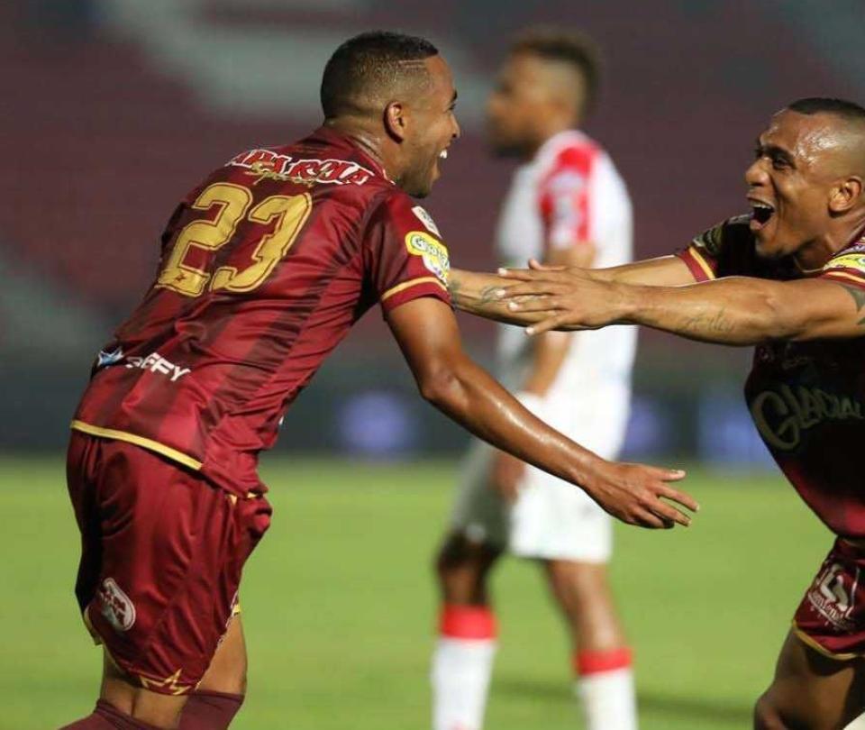 ¡Tolima es semifinalista!: derrotó 3-0 al Once Caldas