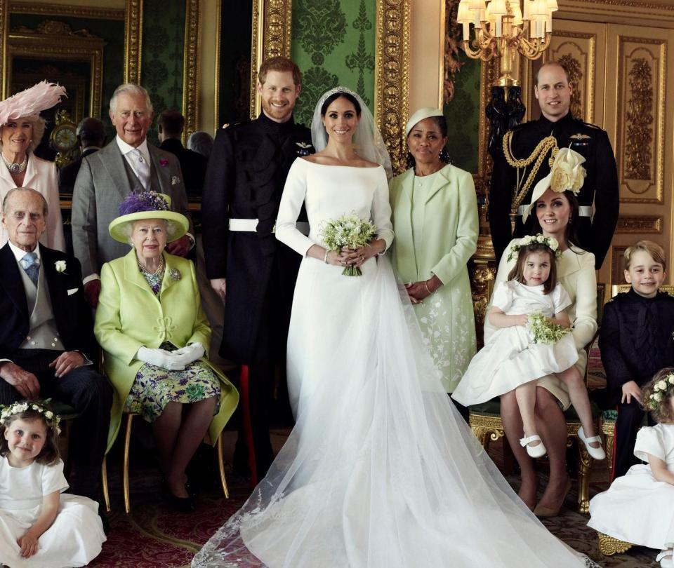 ¿Para qué alcanzaría el dinero de la boda real británica en Colombia?