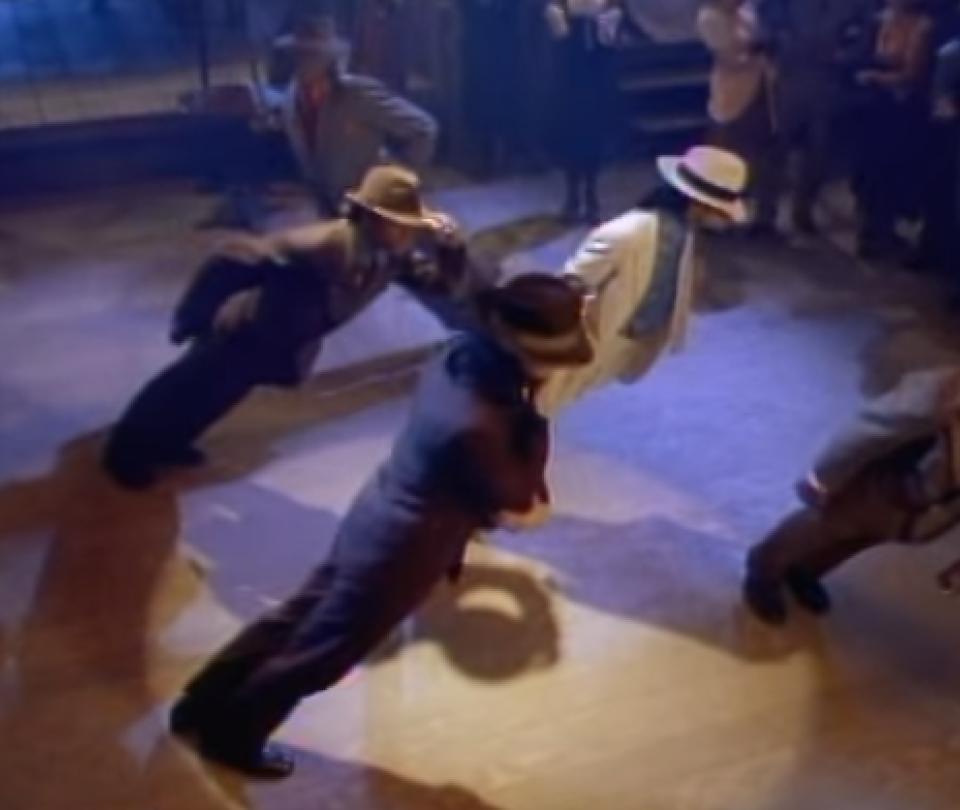 Explican cómo Michael Jackson desafió la gravedad con pase de baile