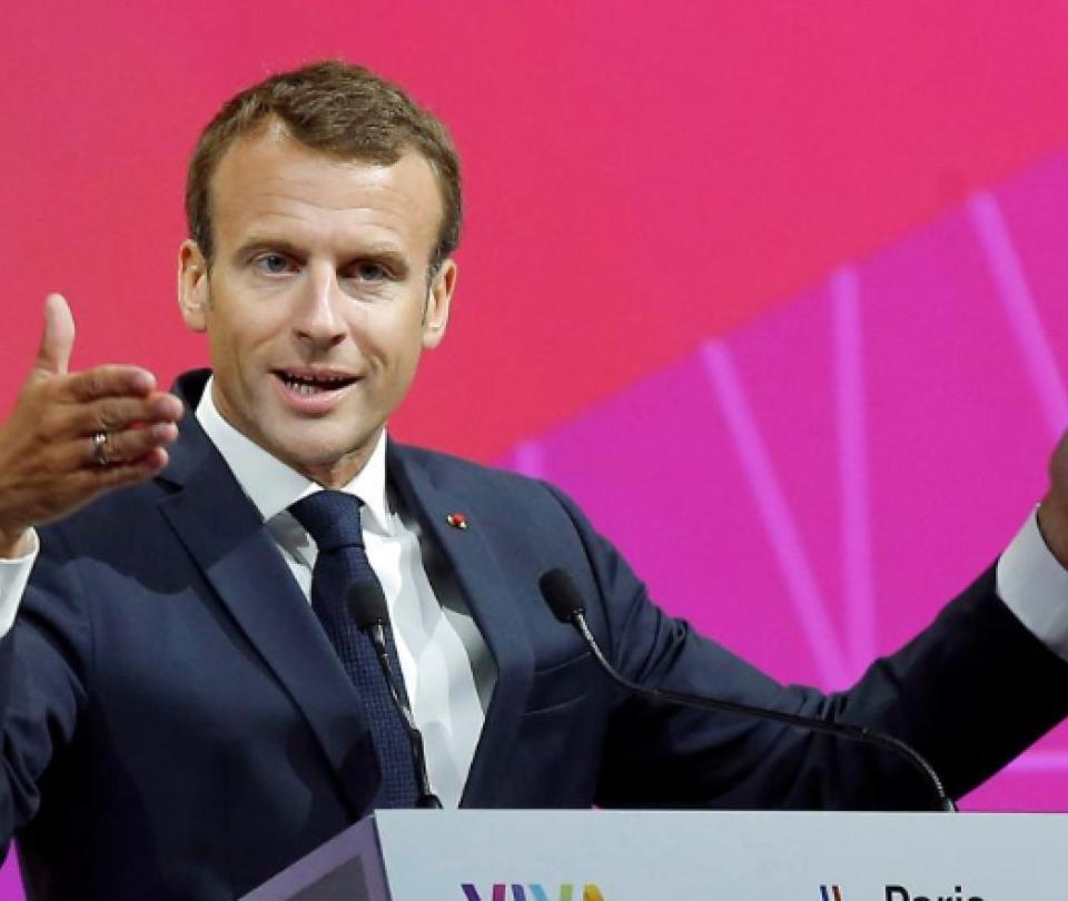 Francia impulsa regulación tecnológica pero descarta el estilo chino