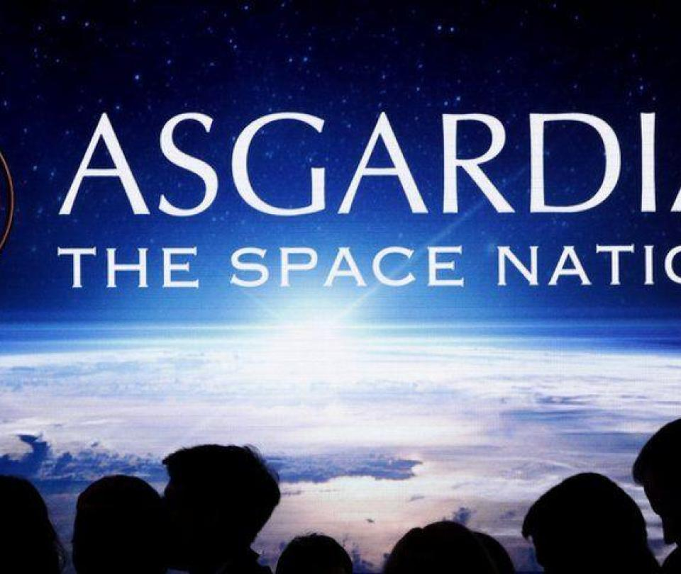 Así puede ser ciudadano de Asgardia, la 'primera nación del espacio'