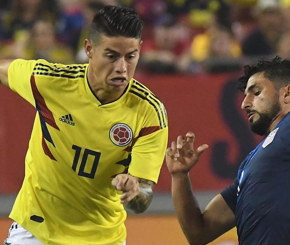 ¡Gol de Borja! Colombia le gana 2-4 a Estados Unidos