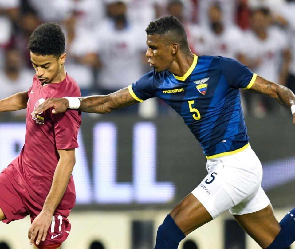 Catar derrota 4-3 al Ecuador de 'Bolillo' Gómez