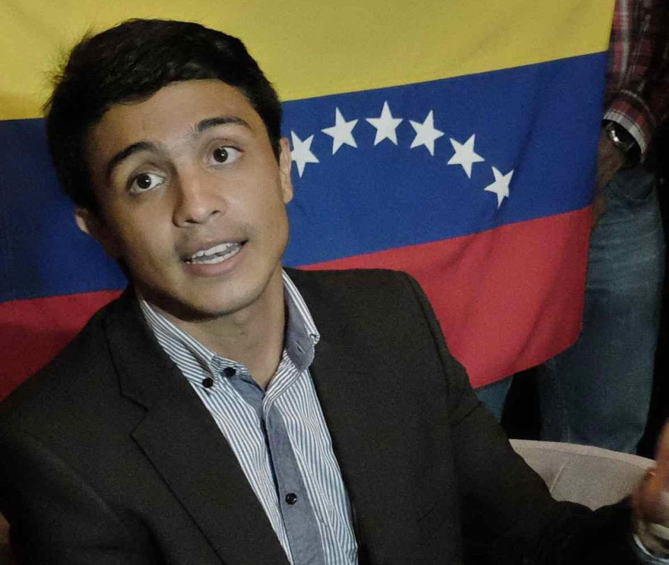 Excarcelan al opositor venezolano Lorent Saleh
