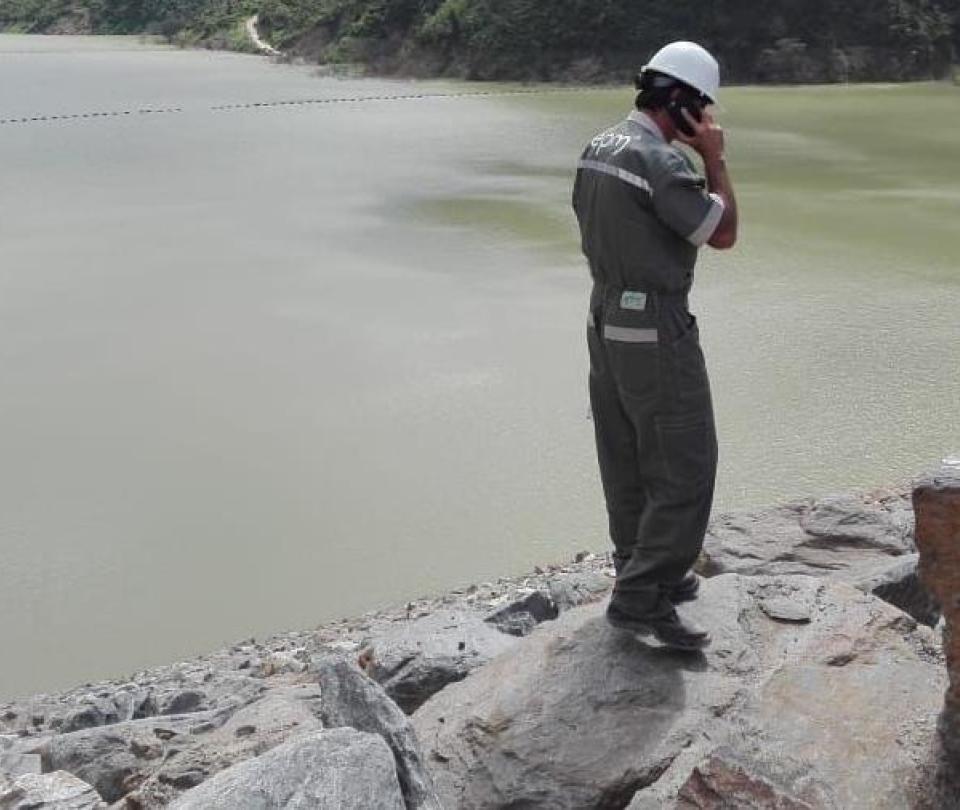 EPM ya recibió la reclamación de póliza de la Sociedad Hidroituango