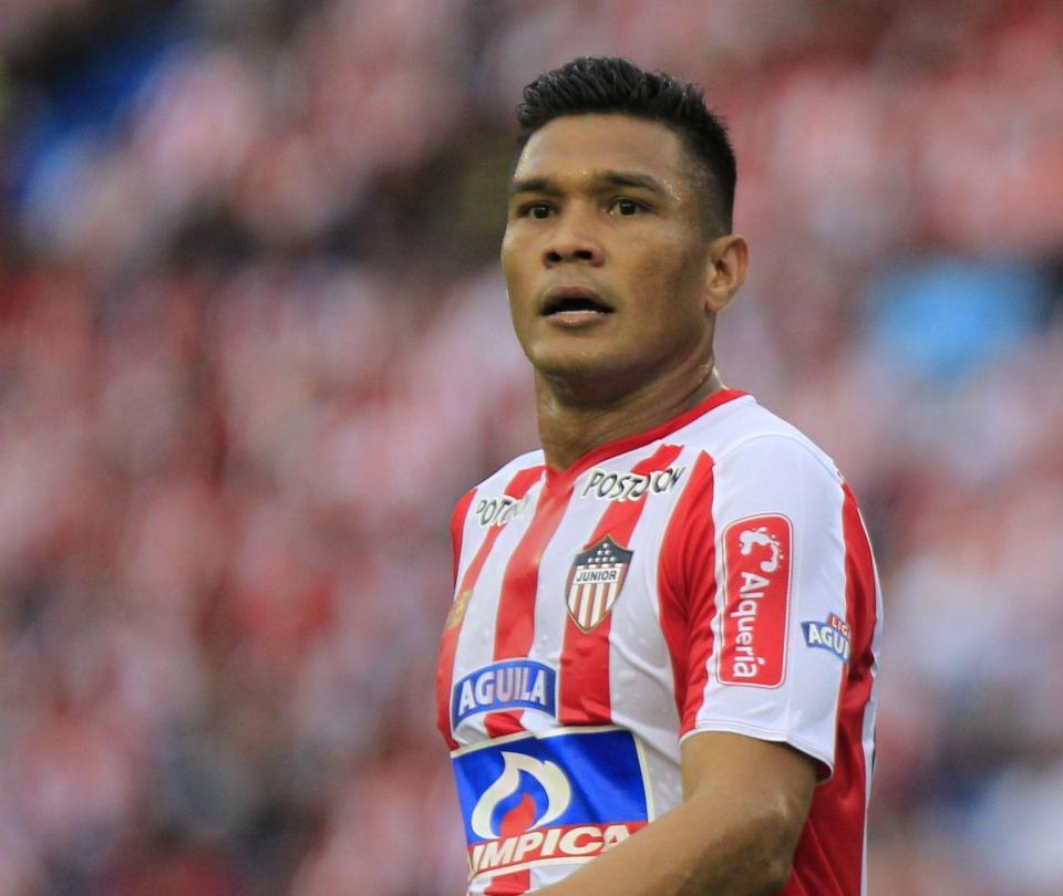 Teófilo Gutiérrez podrá jugar el partido de vuelta de la final