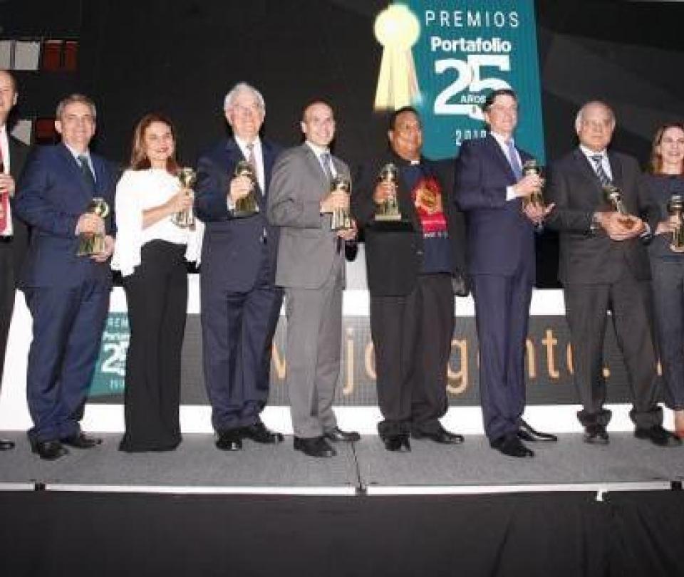 Los Premios Portafolio llegan a su edición número 26