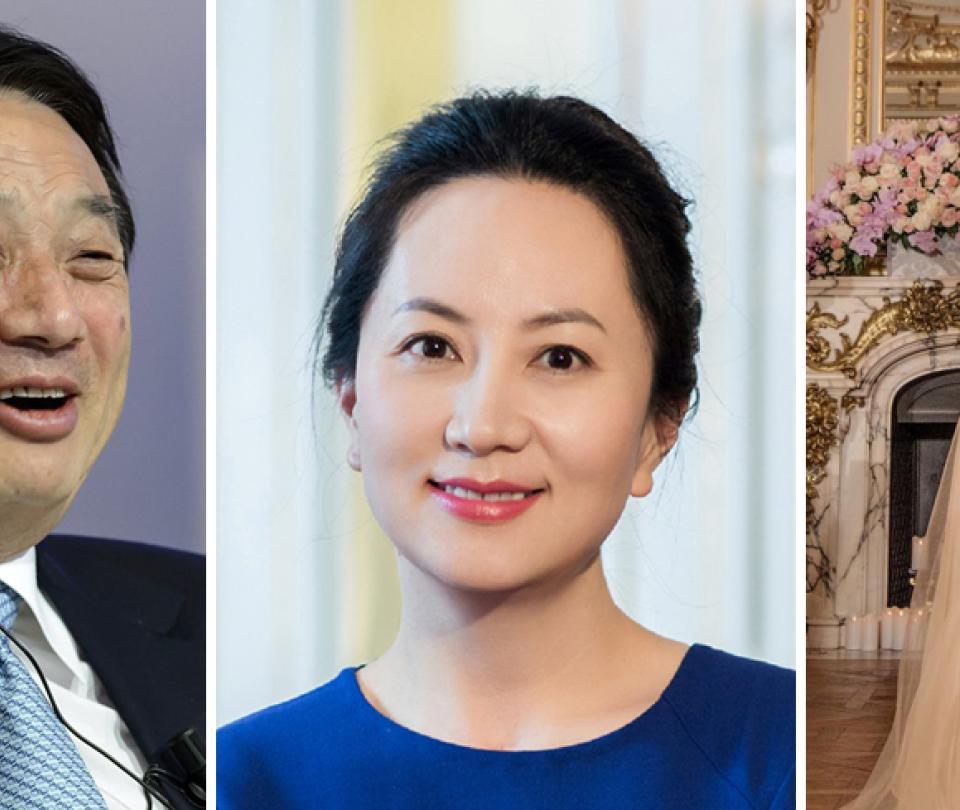 ¿Cómo es la vida de la millonaria dinastía dueña de Huawei?