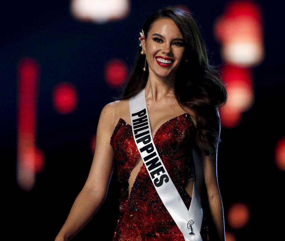 """Me encantaría conocer a Shakira"": Catriona Gray, Miss Universo"