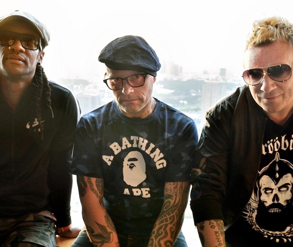 El peligro es fuente de inspiración para la banda The Prodigy