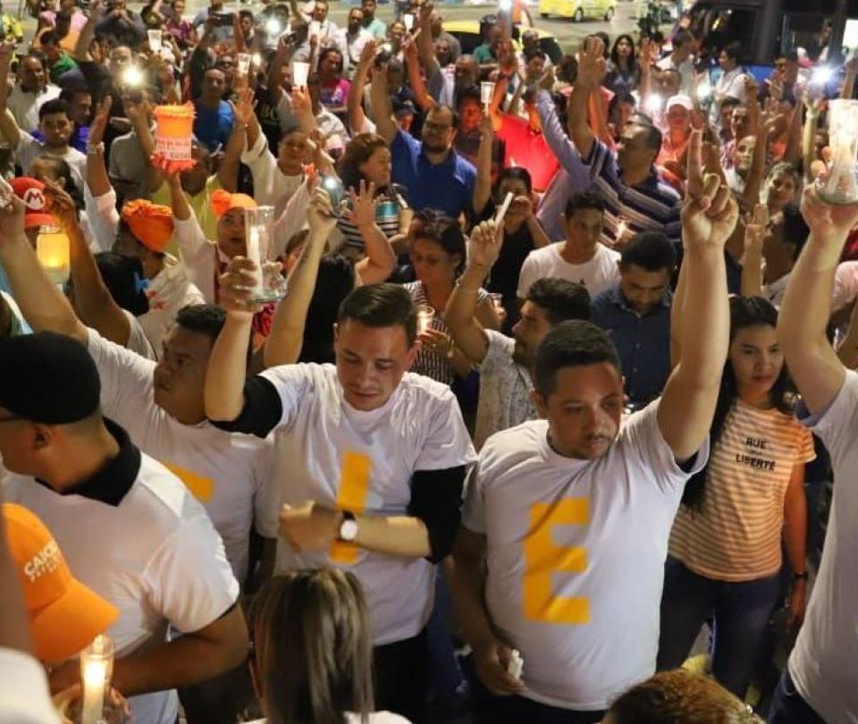 Casa por cárcel contra al Alcalde de Santa Marta