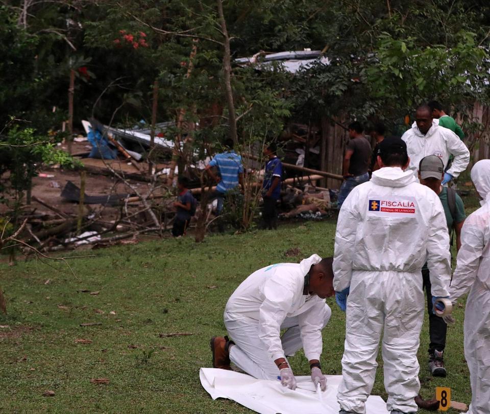 Confusa explosión dejó 8 muertos en montaña de Dagua, Valle del Cauca