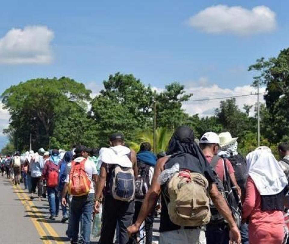 Cerca de 62.000 personas han huido de Nicaragua por la crisis política