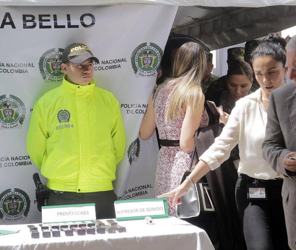 Se formará una mesa para el manejo de la seguridad en Antioquia