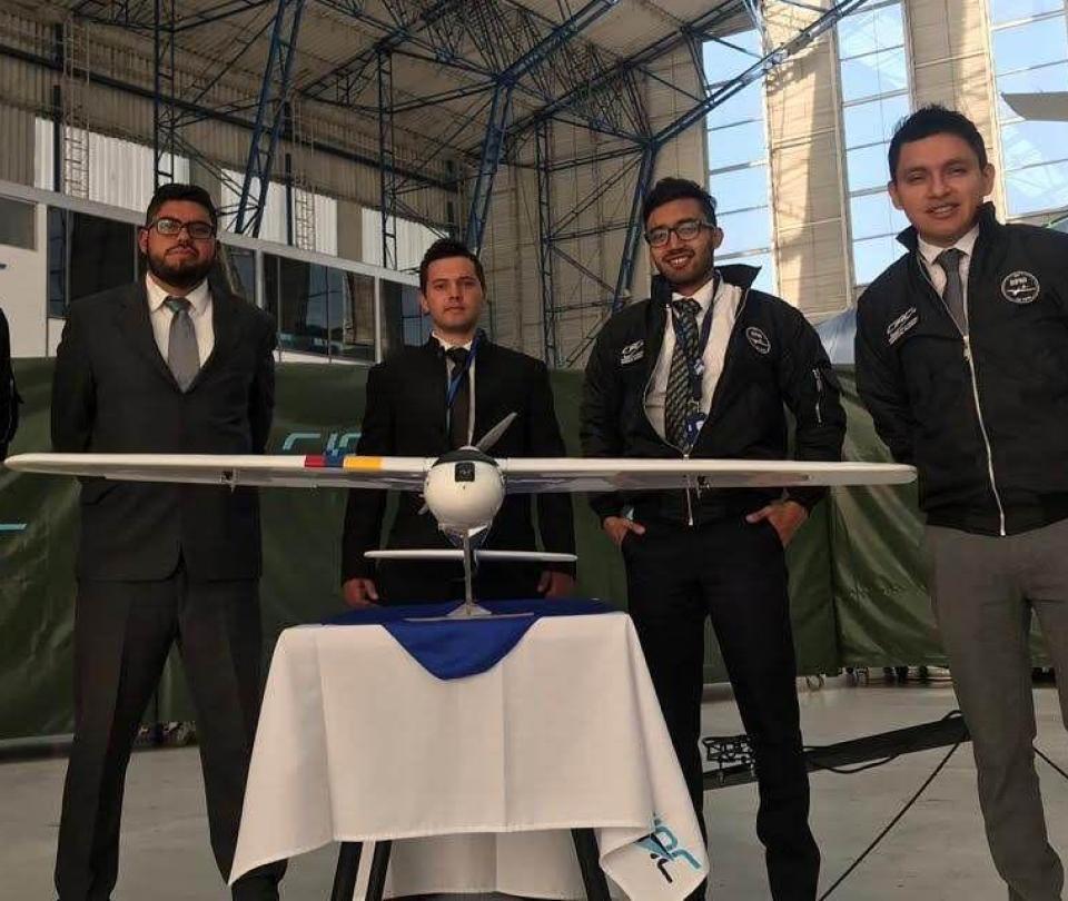 Drones militares 'made in Colombia' para reemplazar los extranjeros