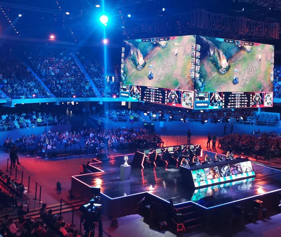 Así se vivió la esperada Final de Latinoamérica de 'League of Legends'