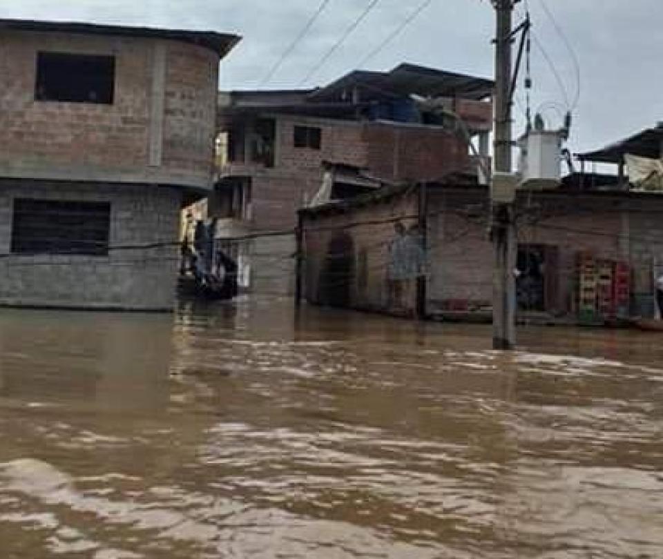Gobierno reubicará a familias en riesgo tras inundaciones en Nariño