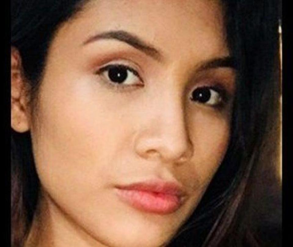 La joven latina embarazada a la que mataron y le arrancaron su bebé