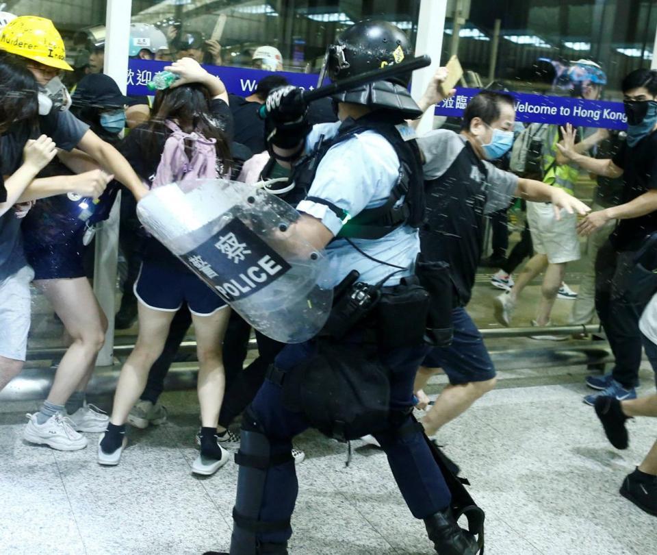 Crisis en Hong Kong evoca fantasma de la masacre en la Plaza Tiananmén