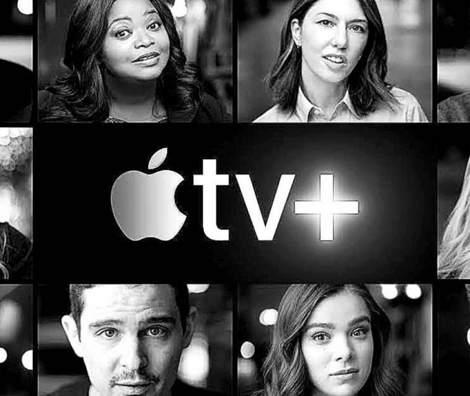 Las series de Apple llegan a Colombia a competir con Netflix