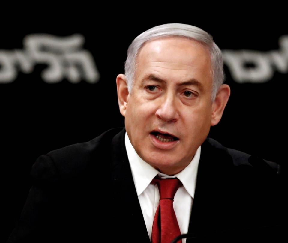 Netanyahu propone más viviendas para colonos israelíes en Cisjordania