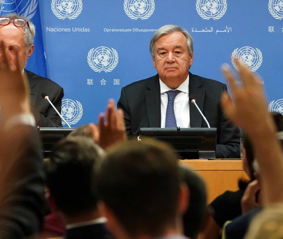 Ante la falta de liquidez, la ONU se aprieta el cinturón